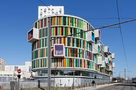 الواجهات الديناميكية برنارد بوهلر المهندسين المعماريين Barnard Buhler Architects