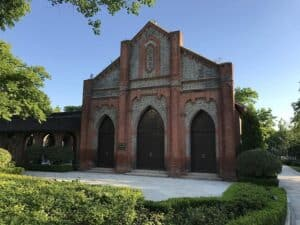 الواجهات الديناميكية كنيسة الزفاف بشنغهاي